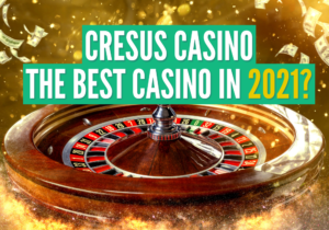 Cresus Casino The best casino in 2021 1