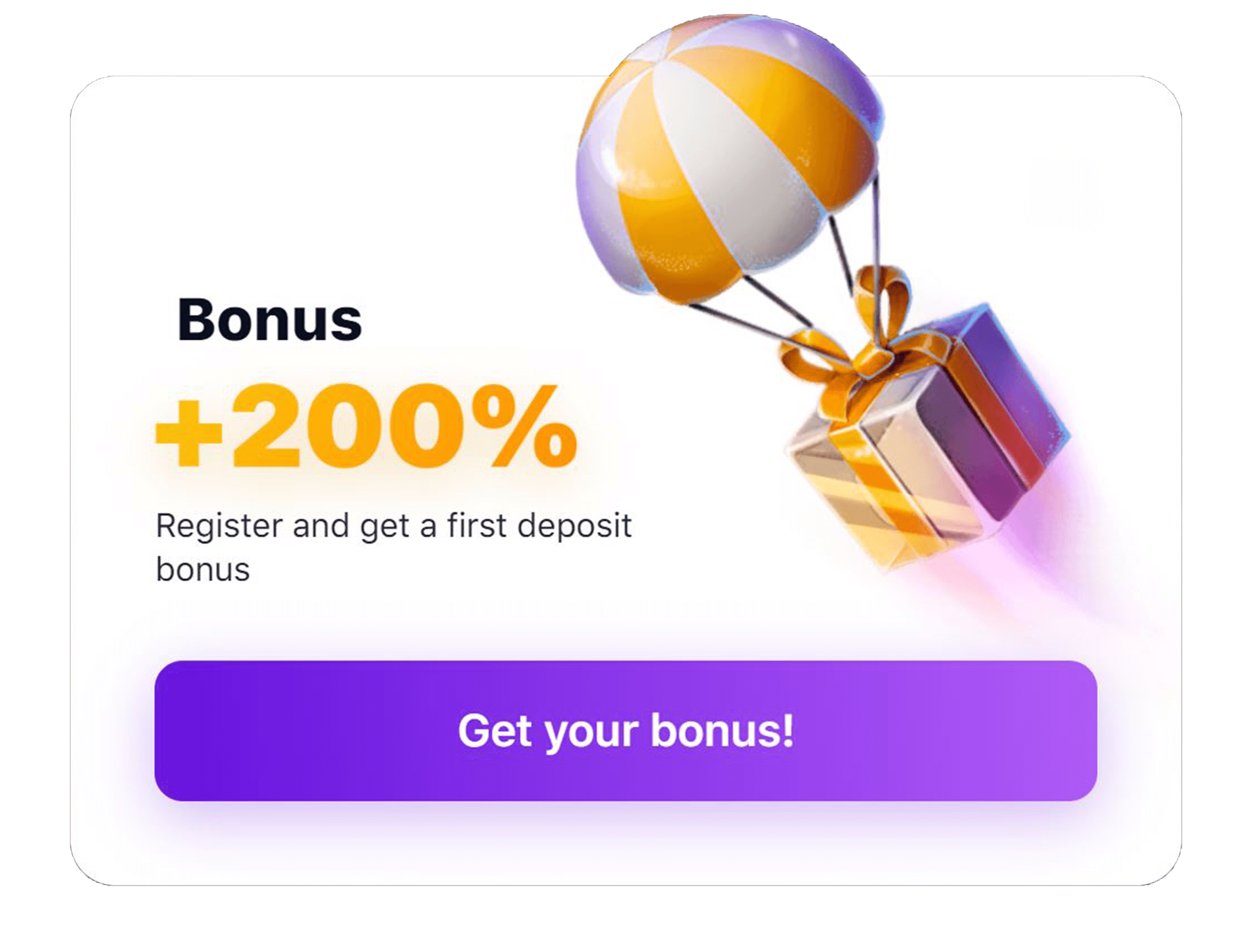 1win casino bonus