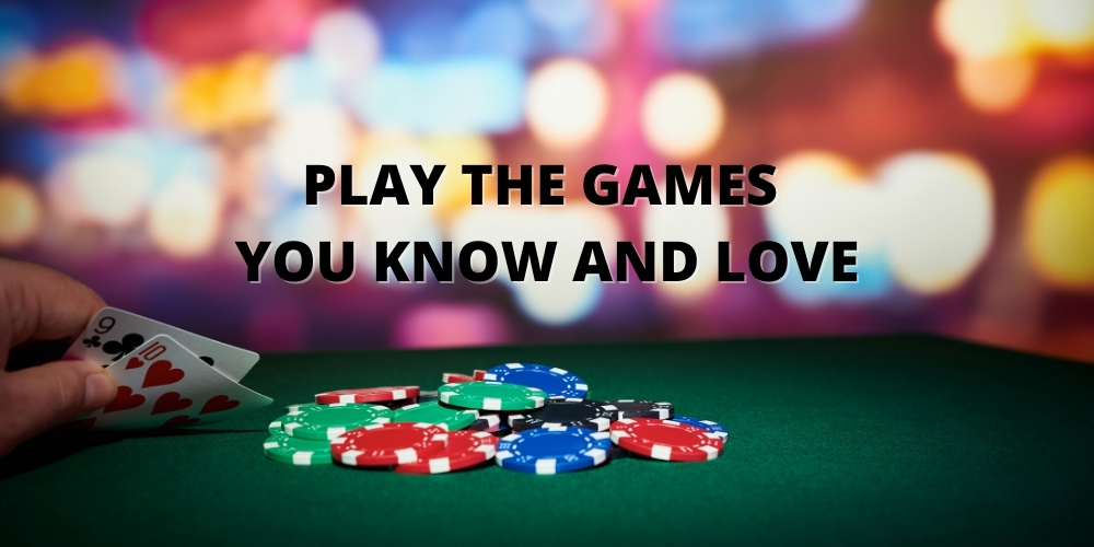 THE ONLINE CASINO GUIDE 2